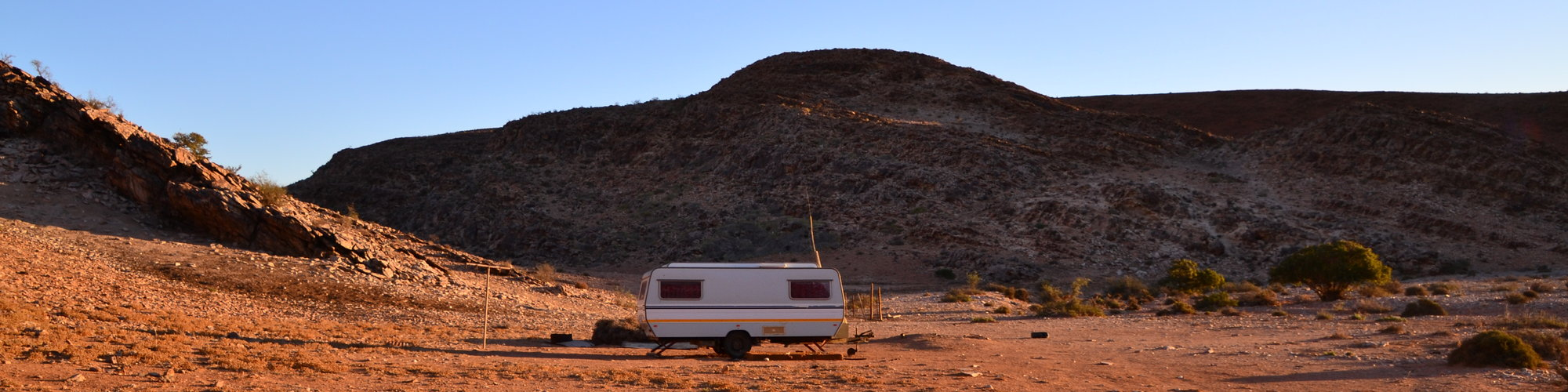 Trailer for Nomadic Pastoralists In Namaqualand South Africa