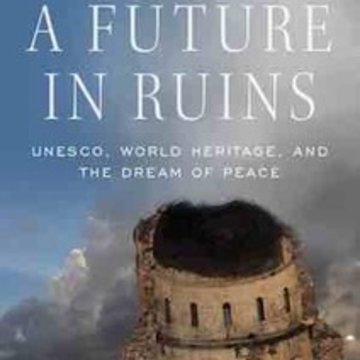 book cover of A Future in Ruins
