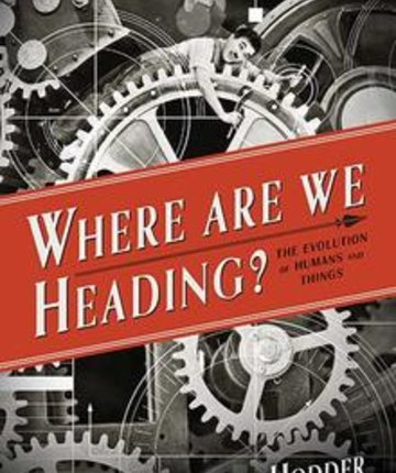 Book cover for Hodder Where are we Heading
