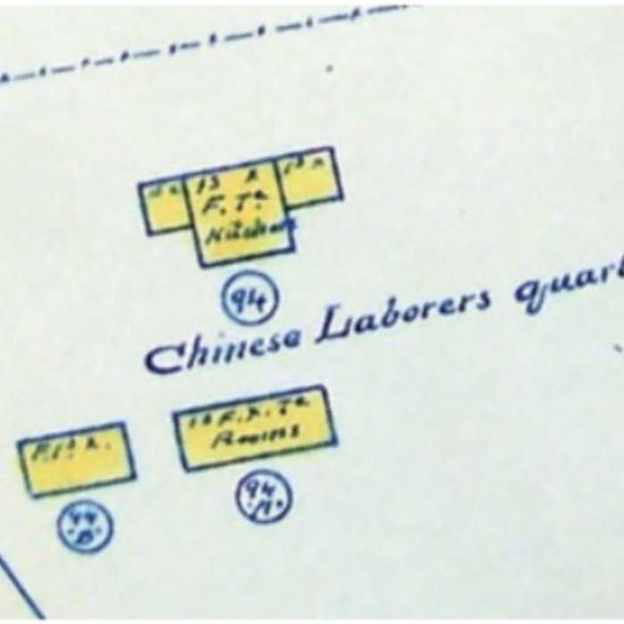 ACLQ project - Chinese Labor Quarters map