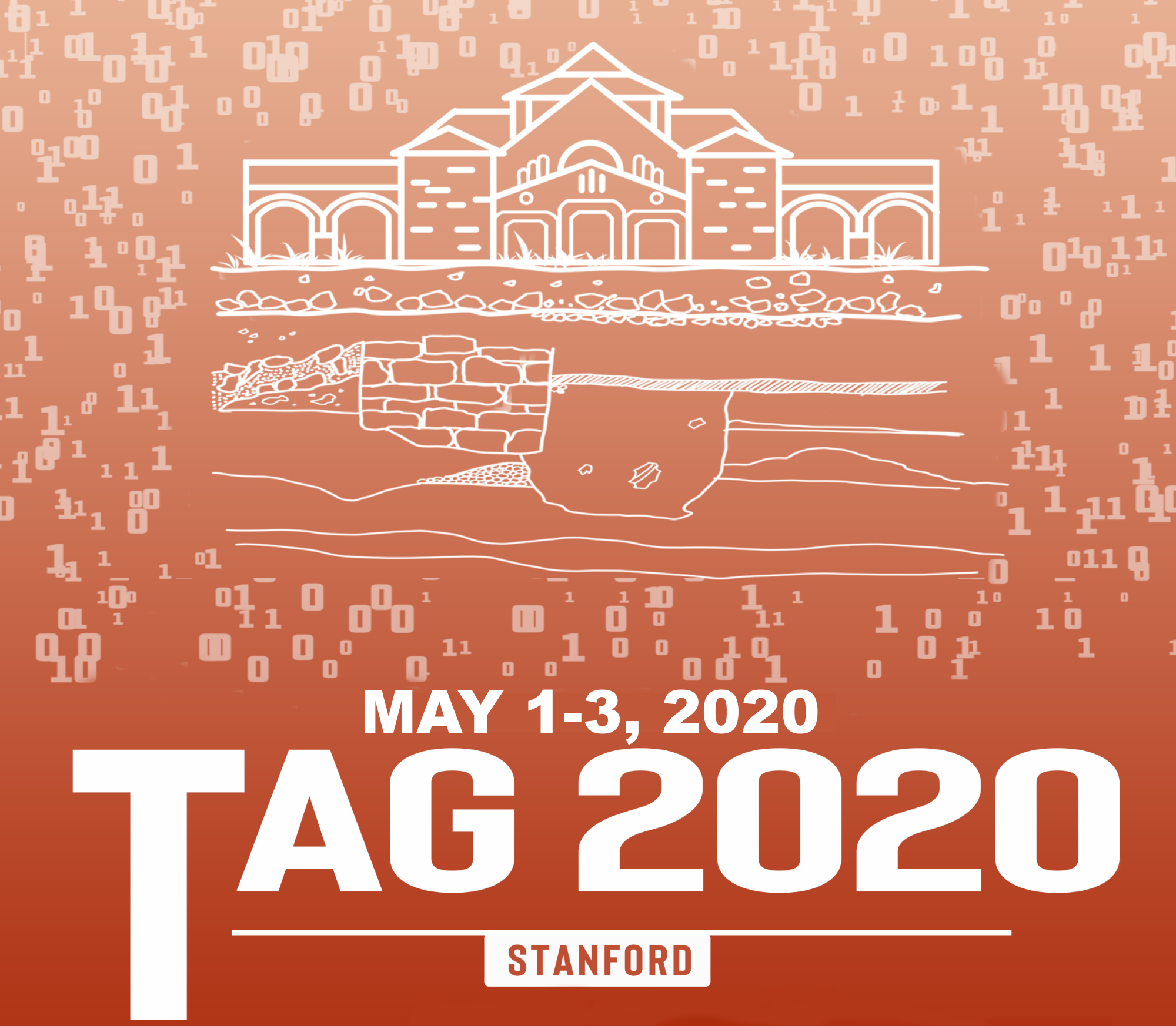 May 1-2, 2020. Tag 2020 Logo